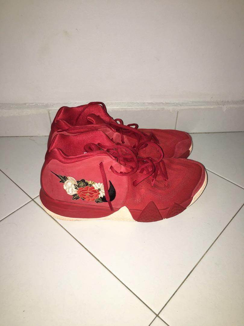 the best attitude 3a2e7 7b822 Kyrie 4 Rose, Men's Fashion, Footwear, Sneakers on Carousell
