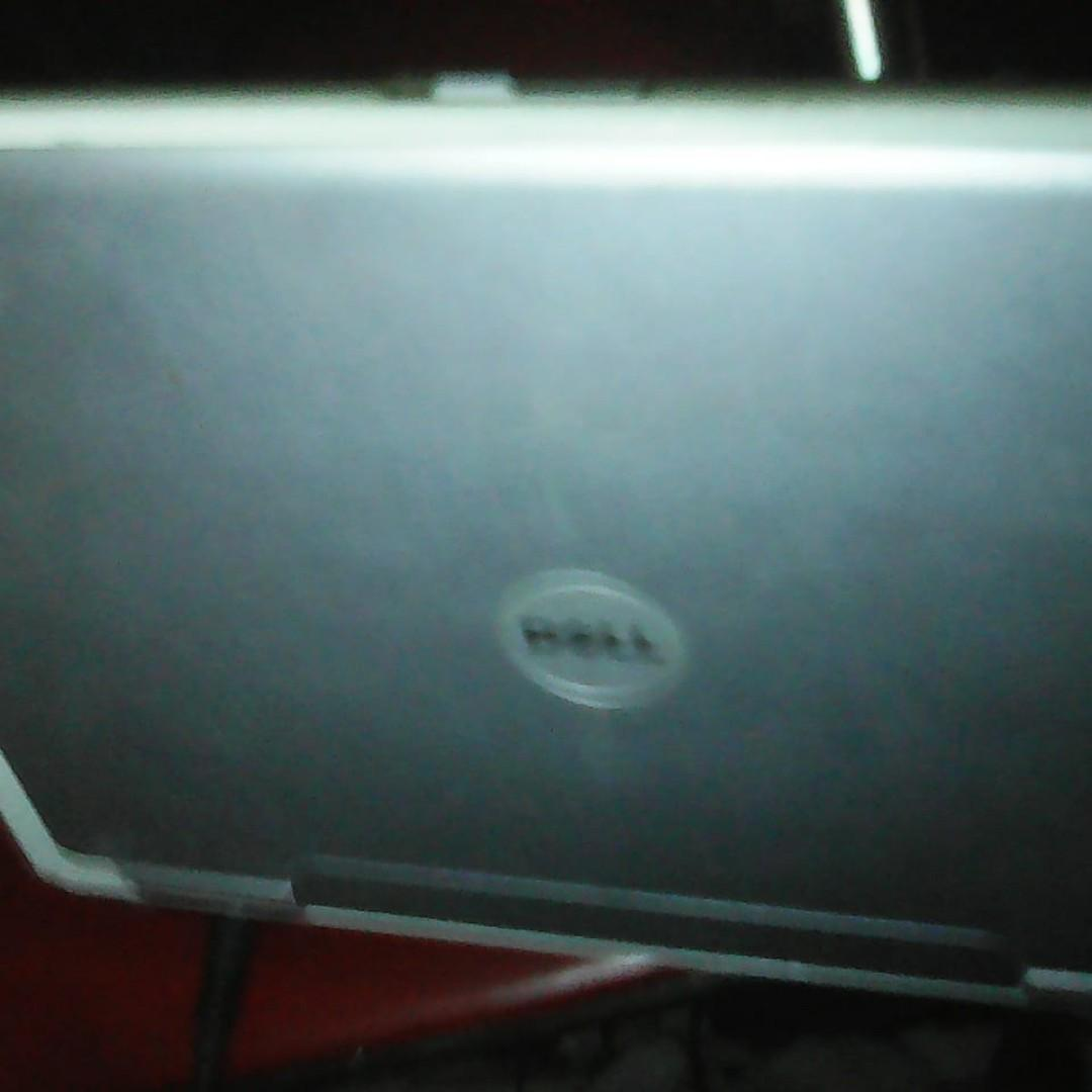 laptop jadul merk dell mxc051 intel pentium normal banget nyala asiik