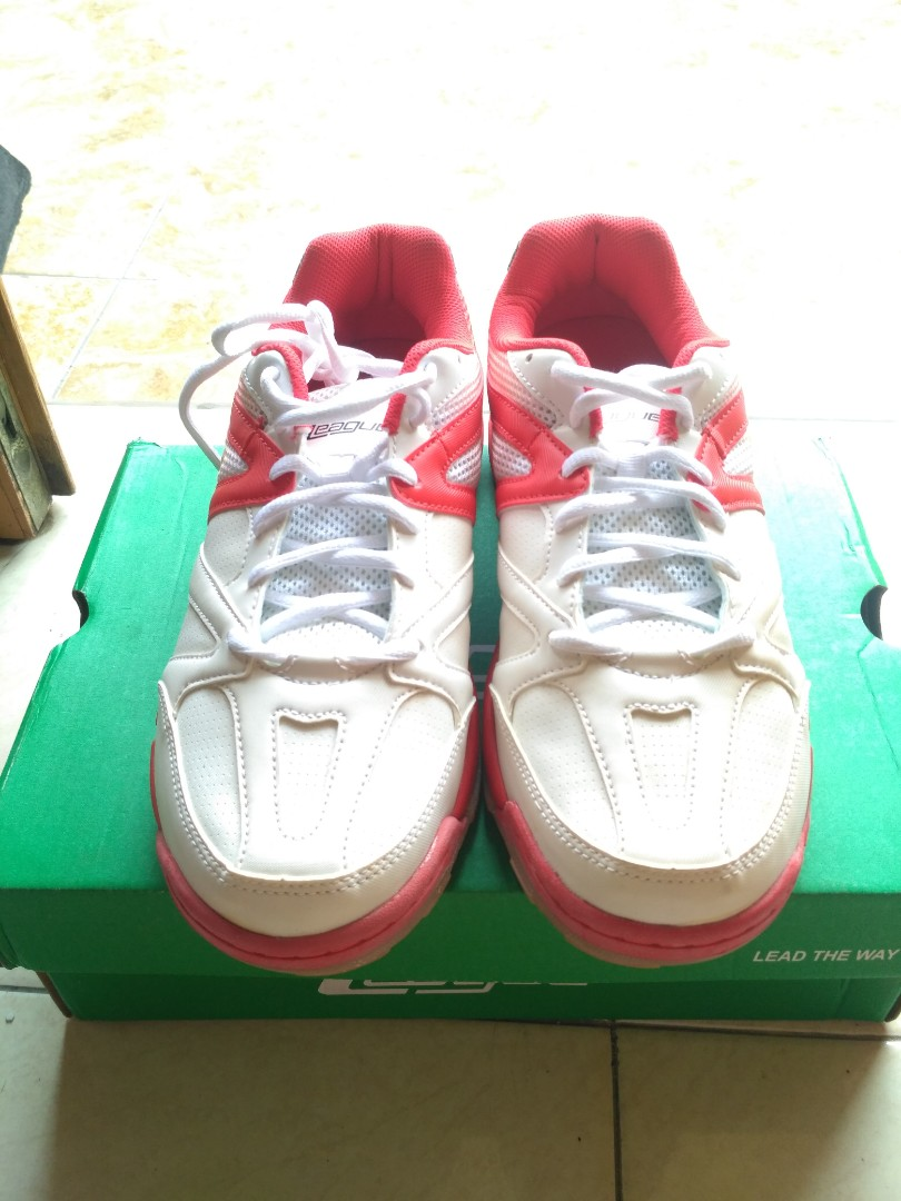 League Running Sphere 1.5 Red White