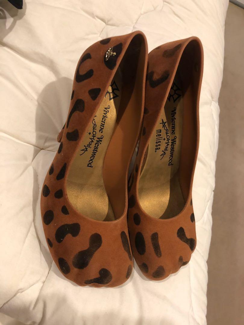 Leopard Vivienne Westwood by Melissa