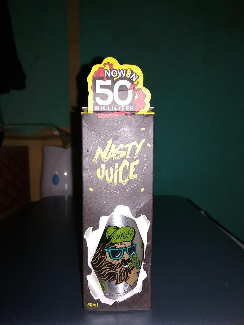 Liquid Nasty Juice