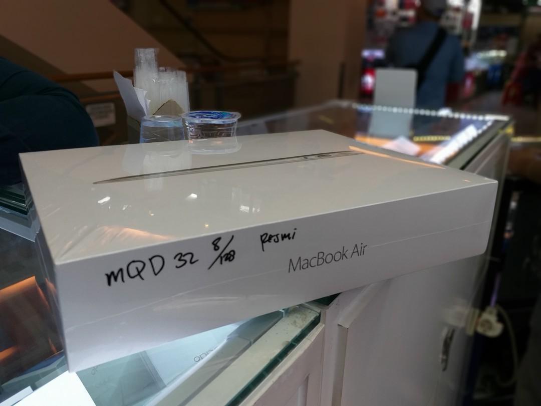 Macbook Air MQD32 8/128 2017 kredit bisa tanpa cc gan