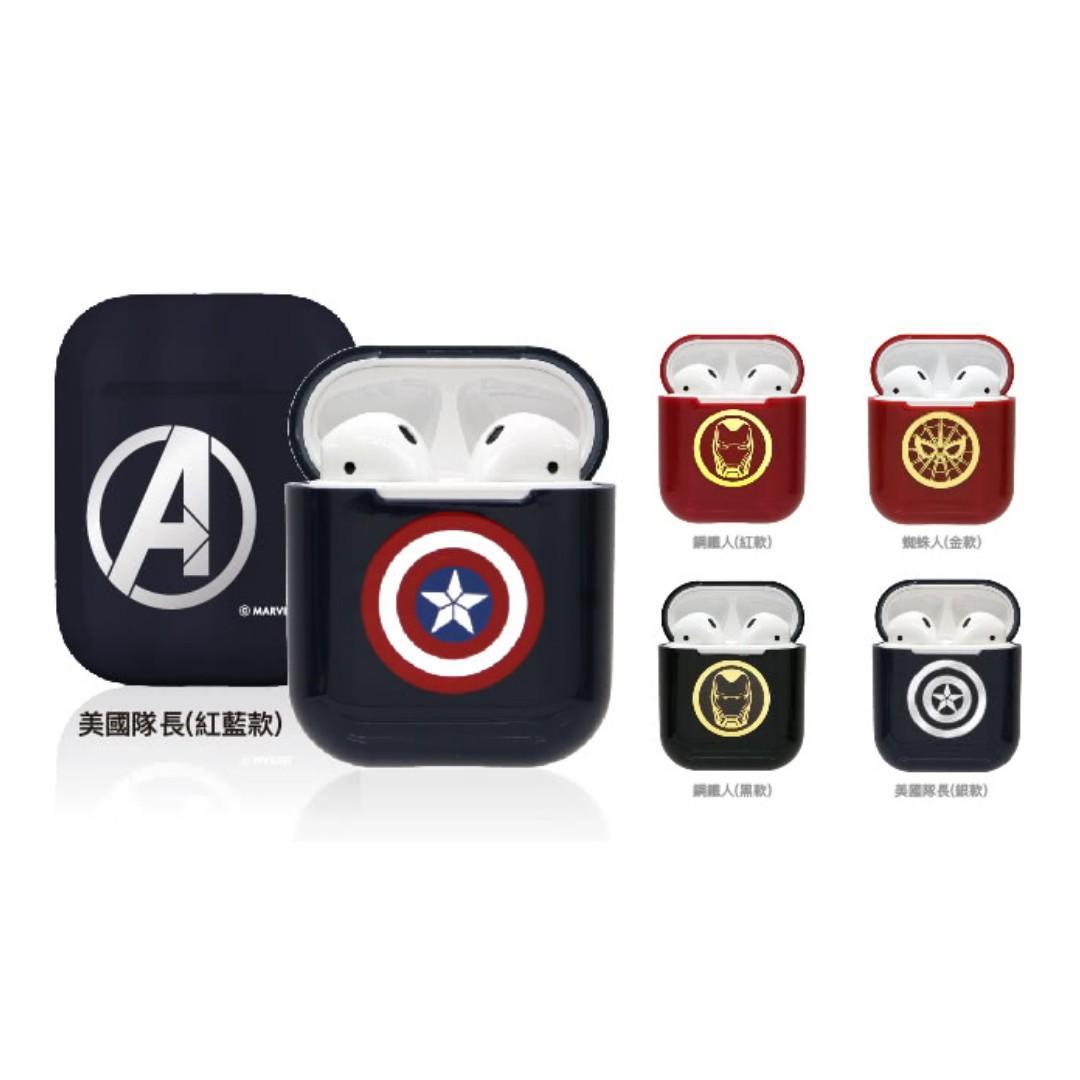 Marvel Avenger AirPods硬式保護套 *原裝工版行貨*多款