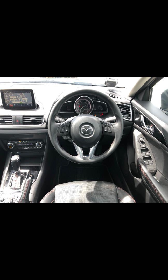 Mazda 3 1.5 Sedan Deluxe Auto