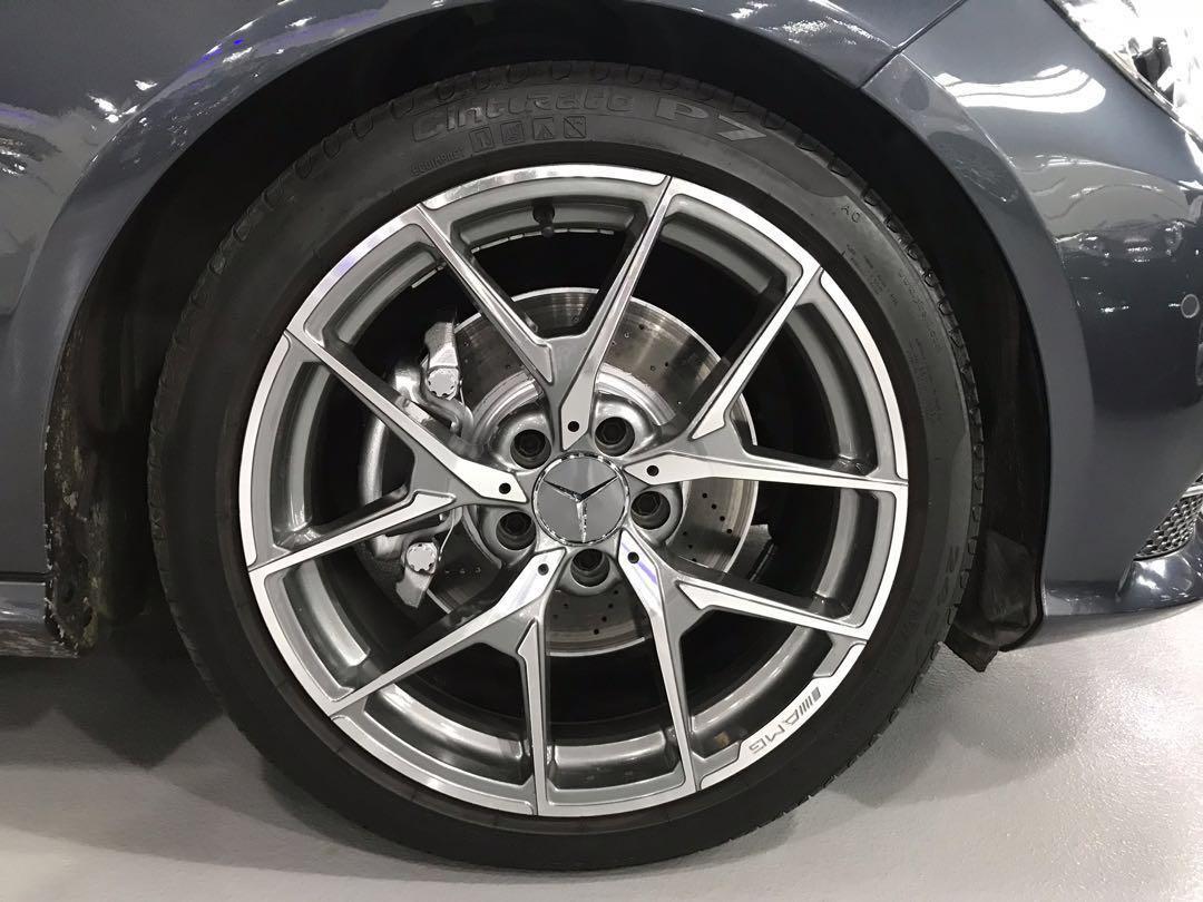 MERCEDES-BENZ E250 SPORT FACELIFT 2014