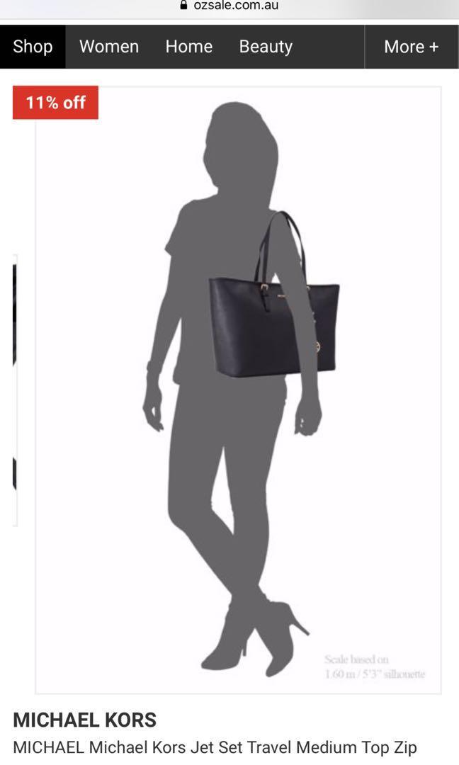 Michael Kors Tote Bag Large