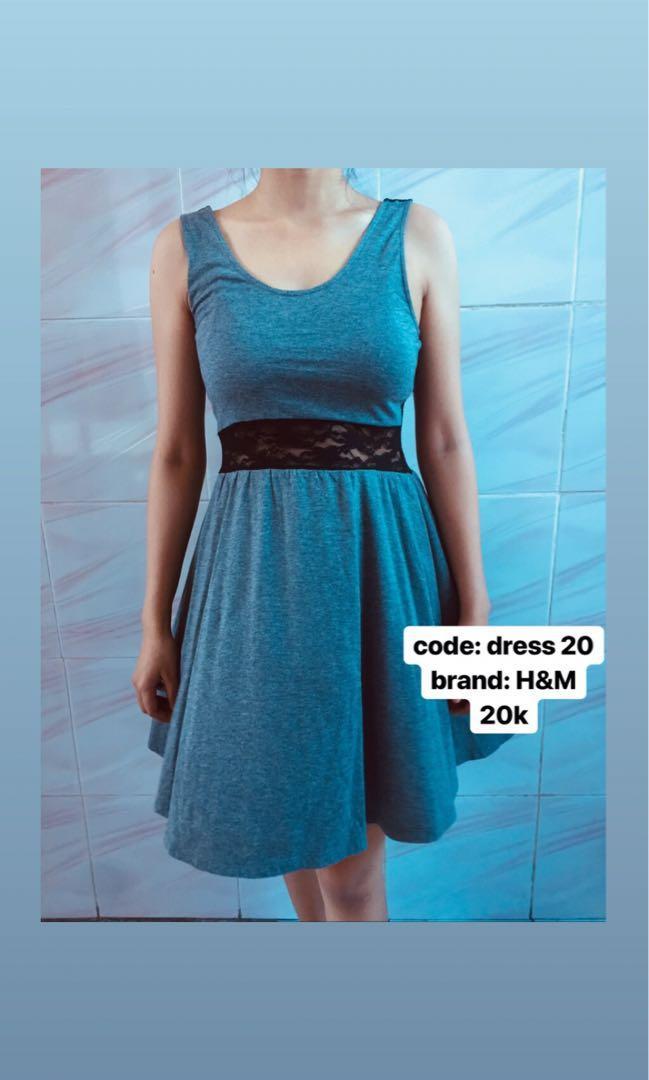 Mini Dress & Sabrina
