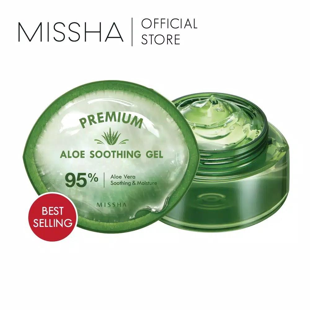 Missa premium aloe soothing gel 95%