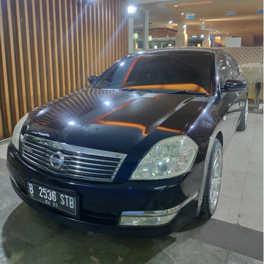Nissan Teana 2007 AT 2.3 Pajak Panjang termurah nik 2006