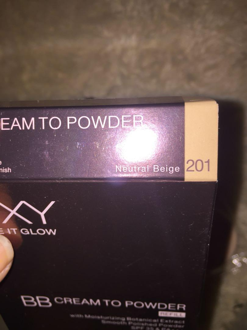 PIXY BB Cream to Powder (REFILL)
