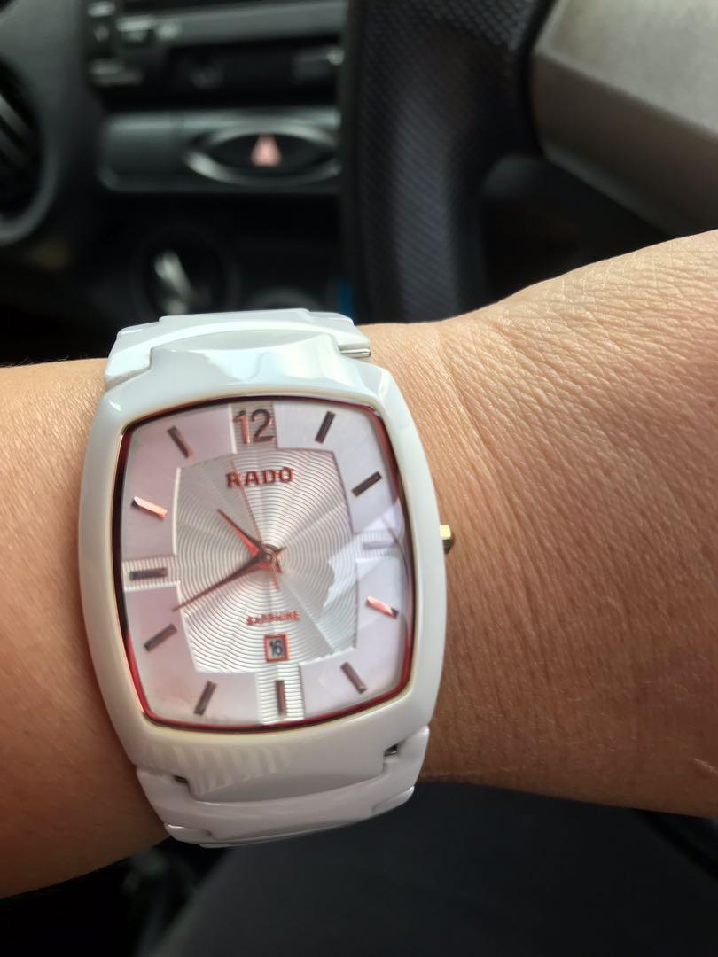 Rado watch women