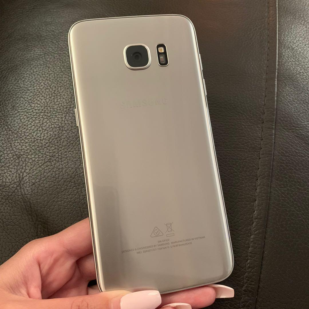 Samsung Galaxy S7 Edge | Silver