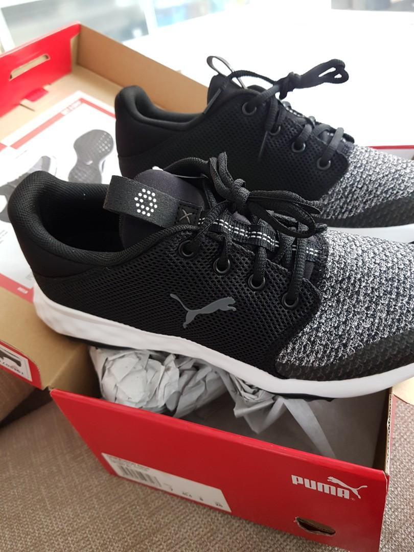 Sepatu PUMA Grip Fusion Golf shoes