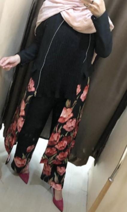 Set dress & pants