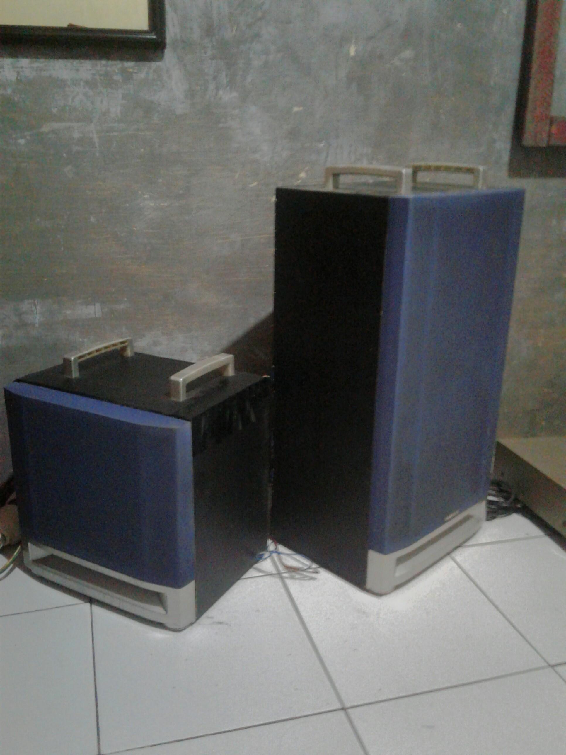 Speaker pasif