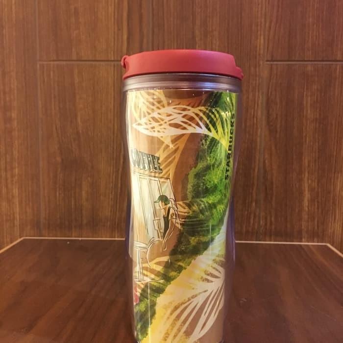 Starbucks Tumbler - Malaysia Cameron Highlands