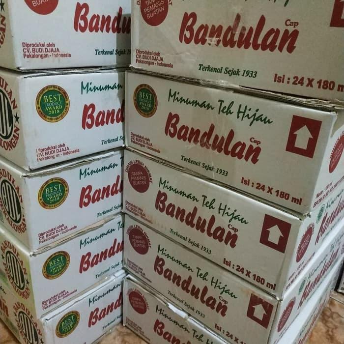 Teh Hijau Bandulan - 180ml