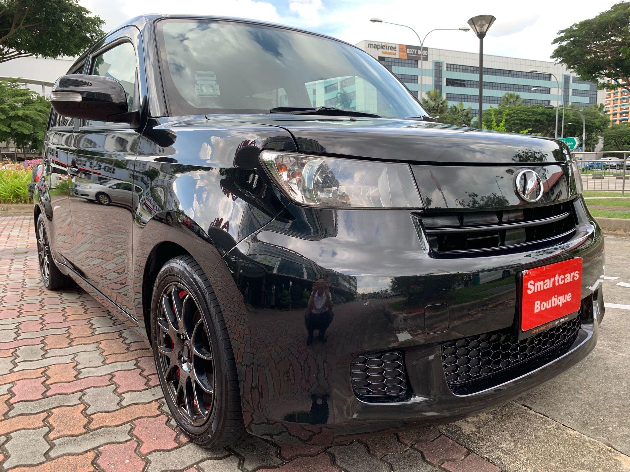 Toyota bB 1.3 Auto S