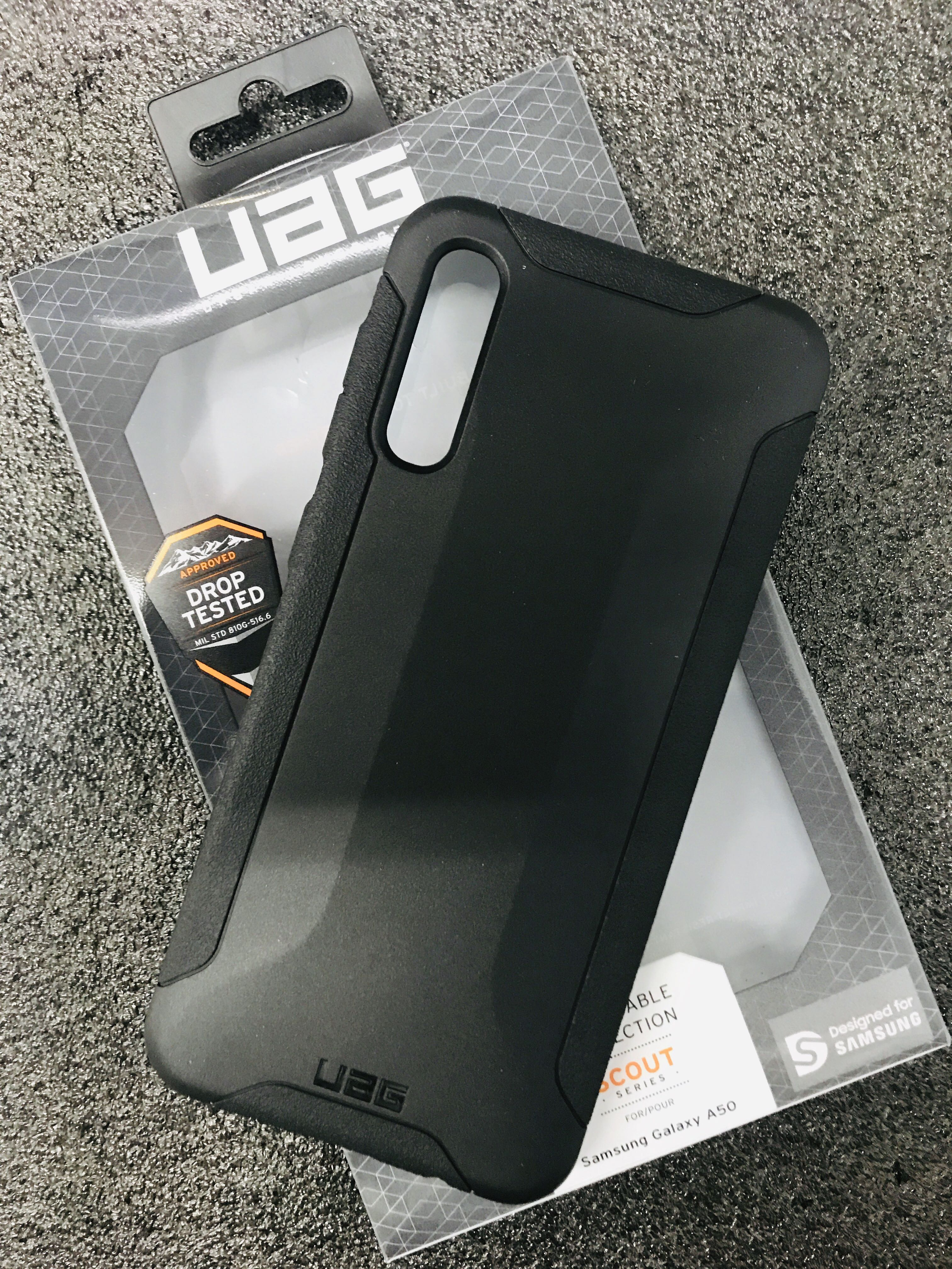 quality design 94347 018c8 UAG Scout Case for Samsung Galaxy A50