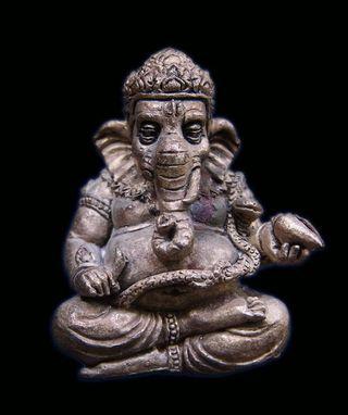 💟 Phra Pikanet Chin Na Wo (象神) 💟 LP Uthai♦LP Eak♦AJ Plian