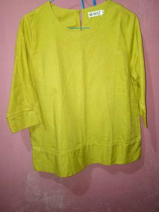 Yellow Top  (lime)