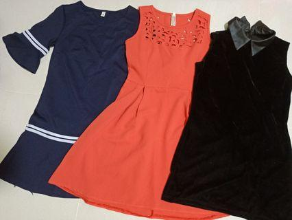 All dresses for $4