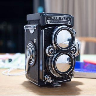Rolleiflex 2.8E Metered Version