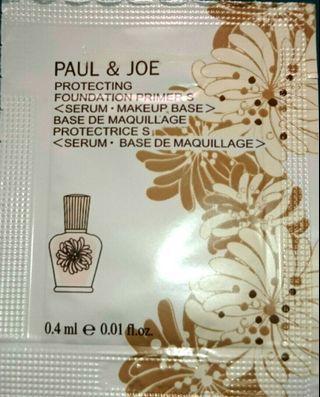 PAUL & JOE Protecting Foundation Primers 防曬妝前隔離霜(Serum makeup base)  SPF42 PA+++ 0.4ML