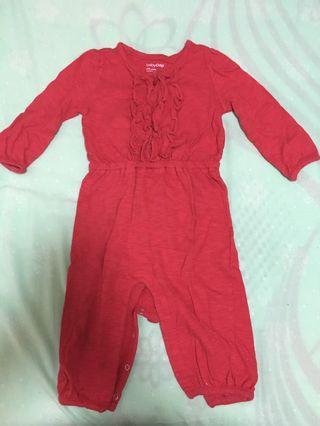 BABY GAP連身衣(6-12months)