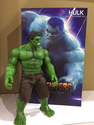 The Hulk Avengers Heroes Replica