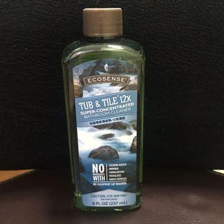 只有一瓶*美樂家 浴廁專家清潔劑-12倍濃縮* 有效期限2020/12/02