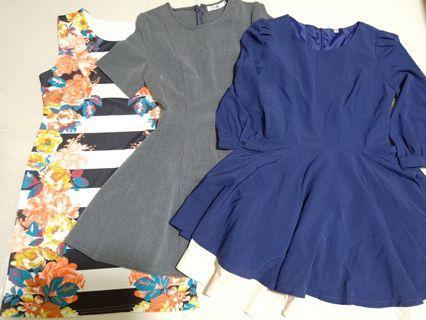 All dresses @$8