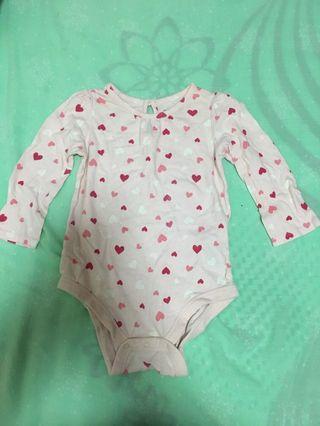 Baby Gap 夾乸衣(6-12m)