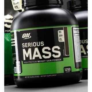 Optimum Nutrition Serious Mass Gainer 6lbs