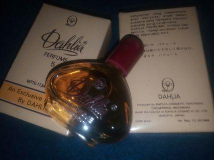 Dahlia parfume