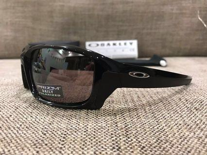 Oakley™️ STRAIGHTLINK Asian Fit (Polished Black/Prizm Daily Polarized)