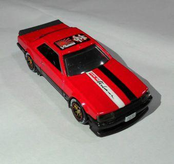 Hotwheels Nissan R30 custom