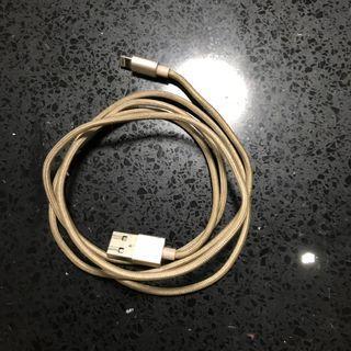 Apple Lightning Cable (For iPhone / iPad)