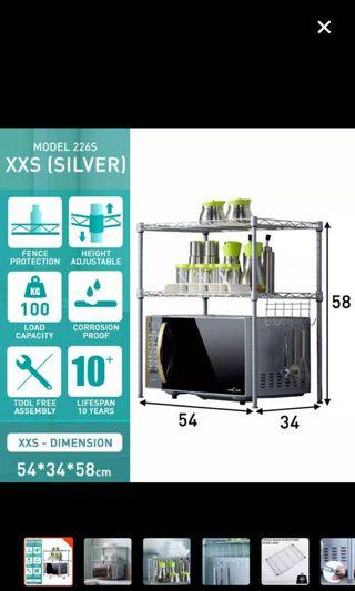 🚚 Microwave and Oven Rack