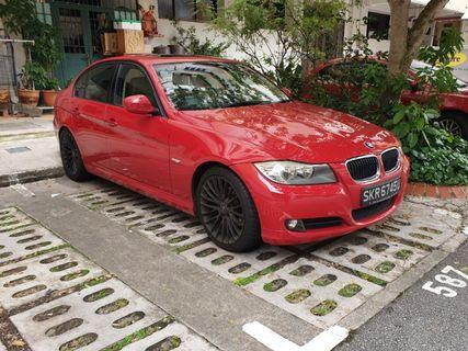 BMW For Rent
