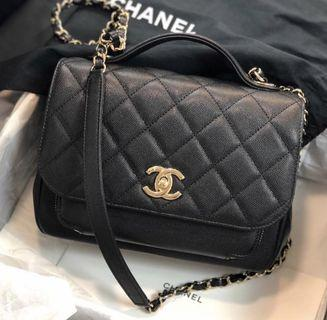 實拍❤️Chanel Coco Handle bag 24cm
