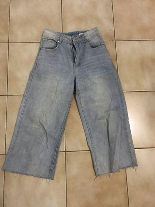 COTTON ON JEANS CULLOTE