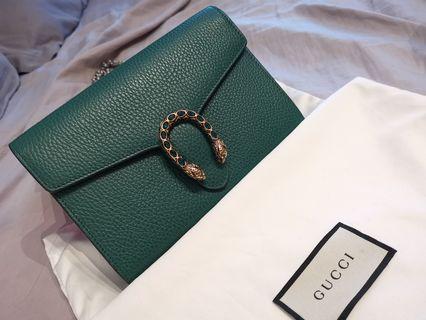 🚚 Gucci Dionysus Mini Chain Bag