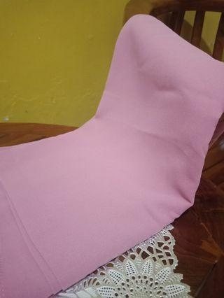 PASHMINA BABY DOLL DUSTY PINK