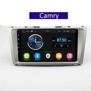 Head Unit Android OEM Style Toyota Camry XV40 2006-2011