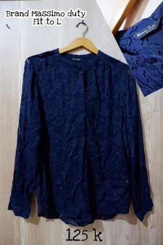 Top Brand Massimo Dutty, Fit to L