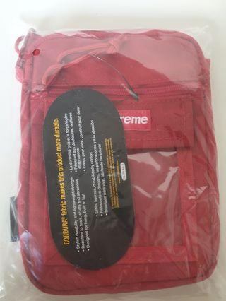 🚚 Supreme Utility Pouch Red