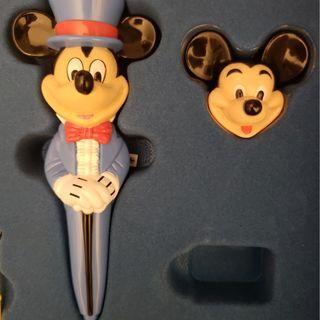 全新 迪士尼美語 Disney World English 米奇對錯筆