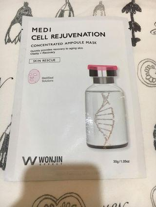 Medi Cell Rejuvenation mask