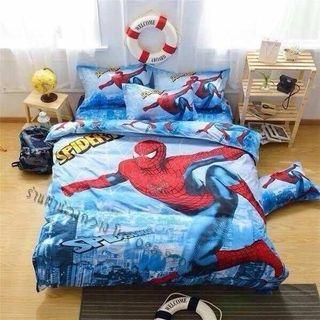Spiderman Cadar Set